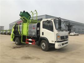 东风多利卡厨余垃圾处理车 3-5吨厨余垃圾清运车供求信息