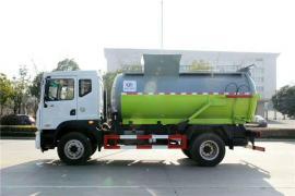 实惠的餐厨垃圾处理车 5-10吨厨余垃圾运输车销售处