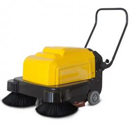 明诺MN-P100A电动吸尘清扫车大型仓库学校工厂车间用扫地车