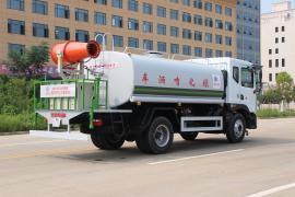 12吨洒水车 喷雾车 多功能抑尘车