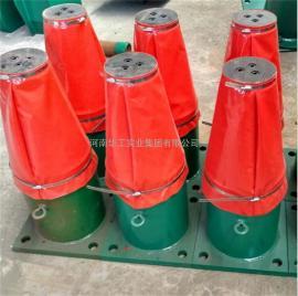 HYG50-150高频起重机行车液压缓冲器 行车防撞器 起重机缓冲装置