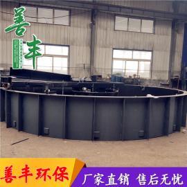 纺织印染浅层气浮机 工业废水处理beplay手机官方 善丰高效浅层气浮机