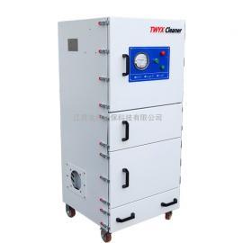 全风MCJC-55005.5kw工业吸�jing�脉冲反chui清理集�jing�
