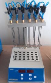 模块加热小型干式氮吹仪