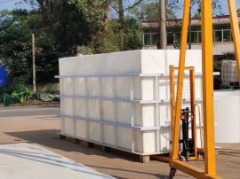 赣县PP电解槽 污水处理槽 电镀槽 塑料萃取槽 PP槽水箱水槽