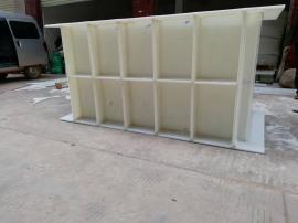 赣县电解槽 电镀槽 酸洗槽 萃取槽 PP防腐槽