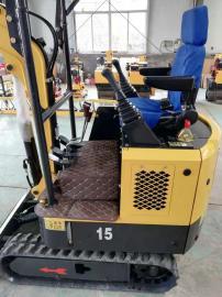 15型柴油挖掘�C