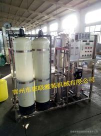 小�tou瓷�透chun净水设备 1吨/小时chun水设备