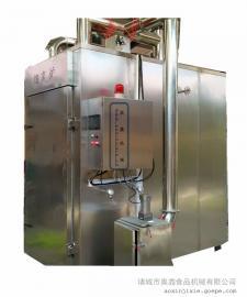 诸城奥鑫 100型 小型 腊肉 全自动烟熏炉