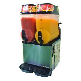 CARPIGIANI格兰尼特双缸快速冷冻商用双杠雪泥机雪融机冰粒机