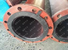 供应碳钢衬胶管道 耐磨管