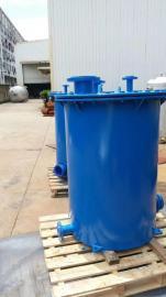 供应钢衬里虹吸器 填料塔 化工用衬塑容器