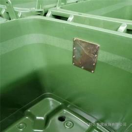涪陵垃圾桶生产厂家学校分类桶