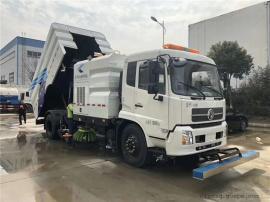 国六18吨洗扫车配置型号