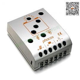 德��伏科控制器充放�12V/24V 20A�庀笳咎��能板�l�系�y控制器