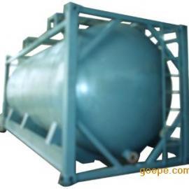 22吨标准jizhuang箱运输罐