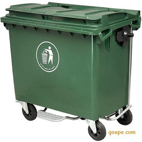 塑料垃圾桶 环卫垃圾桶 垃圾箱 移动垃圾桶