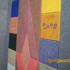 聚酯纤维吸音板,装饰吸音板