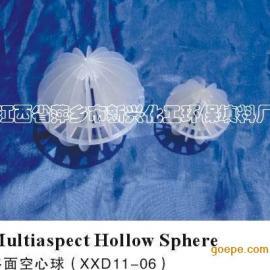 供应聚丙烯多面空心球填料(图)