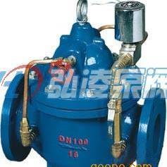 水力控制阀:600X电控水力控制阀