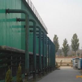 污水循环冷却塔