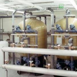 过滤式海绵铁除氧器