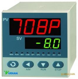 宇电AI-708P程序型人工智能温控器/调节器