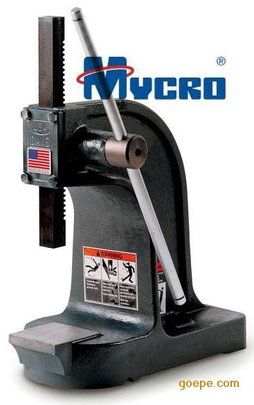 品牌: mycro 型号: x型   我们提供手动液压制样机,手压机,台式压机图片