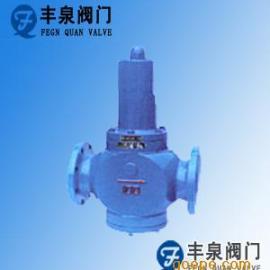 弹簧薄膜式减压阀Y416X