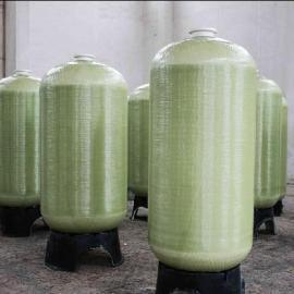 玻璃钢罐\水处理用FRP玻璃钢储罐