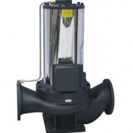 SPG管道屏蔽泵/立工屏蔽泵/铸铁屏蔽泵/不锈钢