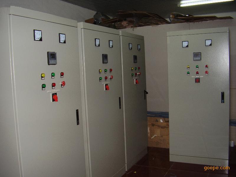 电气控制系统 起重机电气控制系统 电气控制系统原理图高清图片