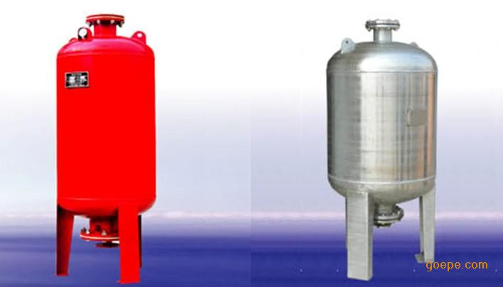 隔膜补水罐 气压给水罐图片