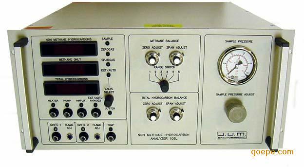在线非甲烷总烃监测仪109L