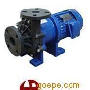 CQF型工程塑料磁力泵,化工磁力泵,耐腐�g磁力泵