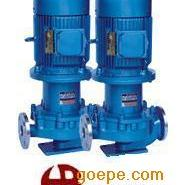 CQR型管道磁力泵,磁力管道泵,立式磁力泵