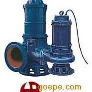 QW型无堵塞潜水排污泵,无堵塞排污泵